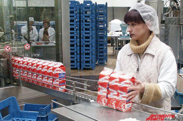 Молоко всегда было одним из самых востребованных продуктов.