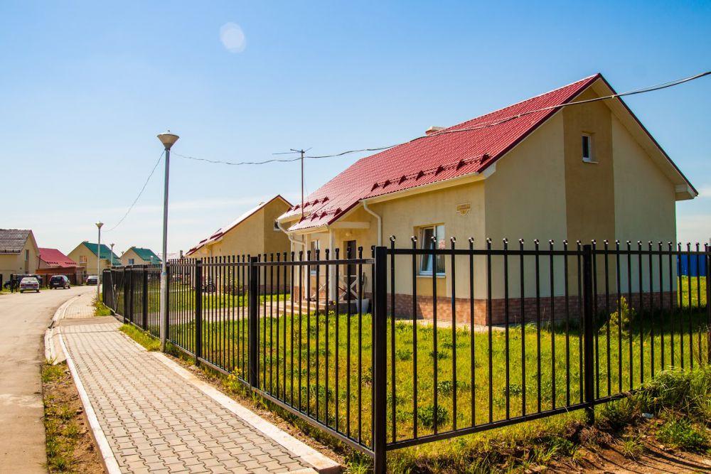 Свой дом от 3 800 000 руб. – цена квартиры! У каждого дома есть дополнительный бонус: внутри – мансарда, снаружи – земельный участок 10 соток.