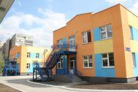 Новый детский сад в Челябинске.
