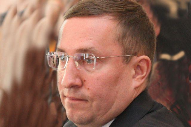 Сергей Овчинников.