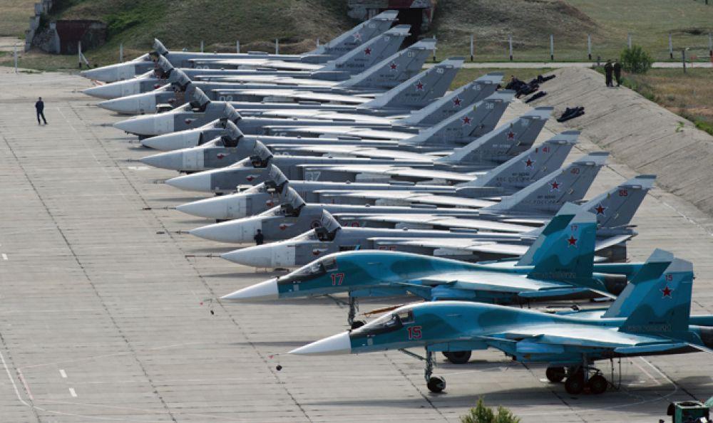 Подготовка к Всероссийским соревнованиям военных лётчиков «Авиадартс».
