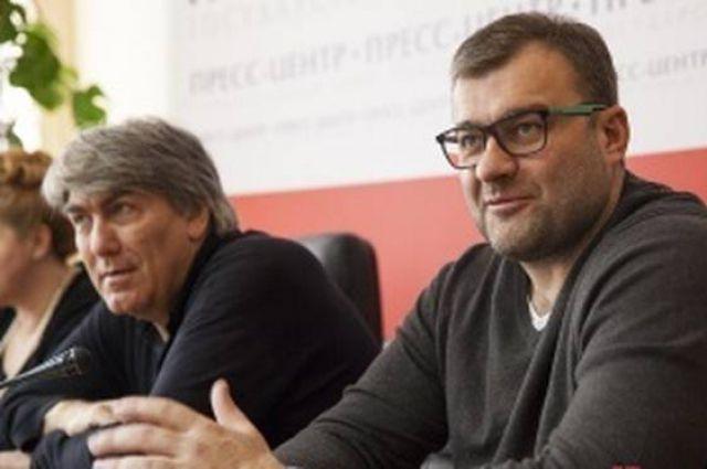 Виталий Павлов и Михаил Пореченков практически «прописались» в Крыму