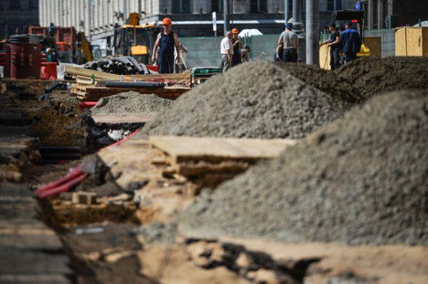 Археологические исследования организованы Мосгорнаследием в связи с благоустройством центральных улиц и бульваров города в рамках реализации городской программы «Моя улица».