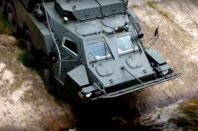 Украинский БТР-4 «Буцефал»,