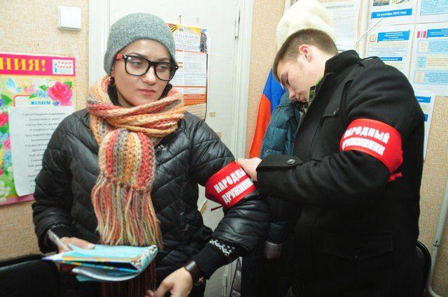 В проверке принимала участие народная дружина «Кировец».