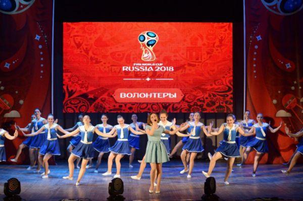 Ростову-на-Дону, как одному из 11 городов-организаторов чемпионата мира по футболу, предстоит сформировать свой многочисленный отряд добровольцев.