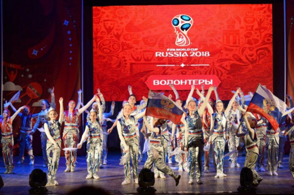 Волонтерский центр чемпионата мира по футболу FIFA 2018, созданный в ДГТУ, планирует подготовить более 2000 добровольцев.