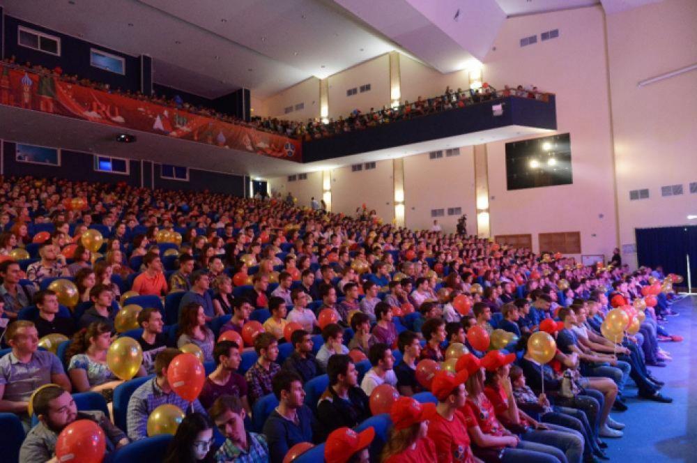 Более одной тысячи волонтеров будут работать непосредственно на мероприятиях ЧМ-2018.