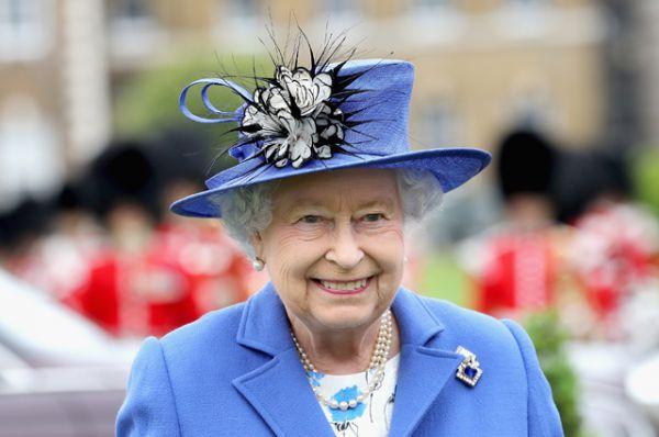 Королева Елизавета II, 2016 год.