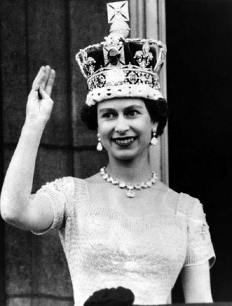 Коронация Елизаветы II.