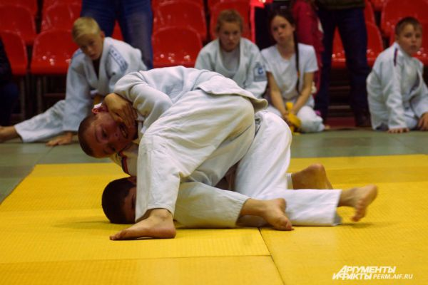 Эти состязания проходят уже 16 год подряд и количество молодых спортсменов, борющихся за медали, постоянно увеличивается.