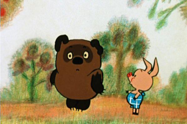 Следующий за ним в рейтинге «Винни-Пух» называют в семь раз реже: этот мультфильм назвали любимым 6% респондентов.