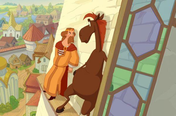 «Три богатыря: ход конём» назвали 7%.