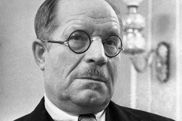 Николай Бурденко. 1938 год.
