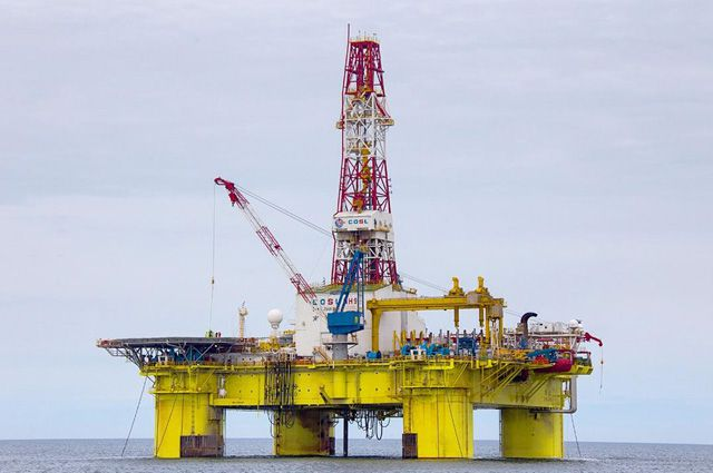 Важный старт. «Роснефть» начала бурение на шельфе Охотского моря