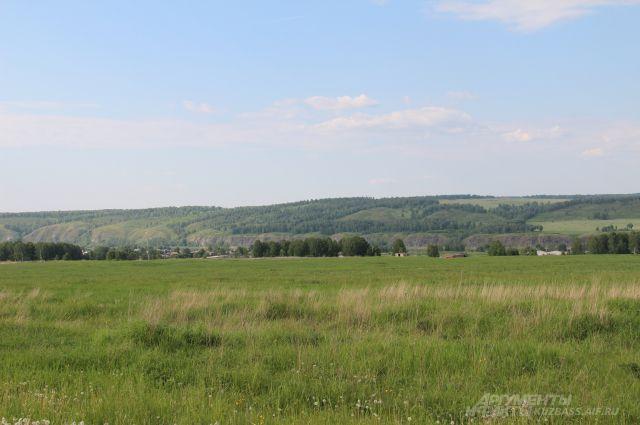 Природа Кемеровской области может преподнести еще много сюрпризов.