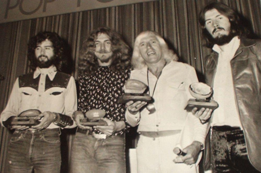 Led Zeppelin. «80 процентов того, что спето «Цепелинами», слушать невозможно».