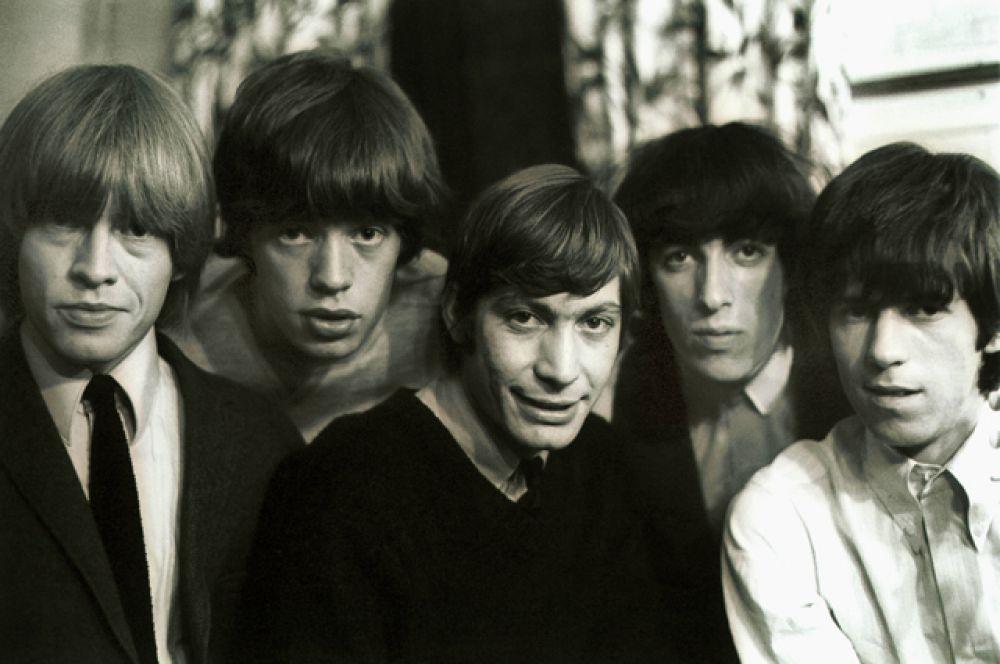 The Rolling Stones. «Rolling Stones гитару не настроили за всю жизнь ни разу».