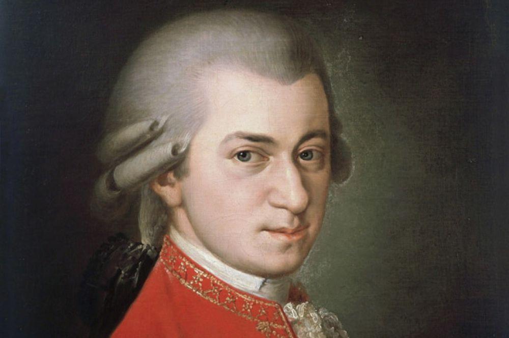 Вольфганг Амадей Моцарт. «80% Моцарта — это самоповторы».