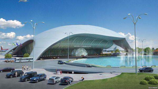 На данный момент закончено проектирование терминала, получено положительное заключение экспертизы, утверждена санитарно-защитная зона, проводится конкурс на выбор генерального подрядчика по строительству
