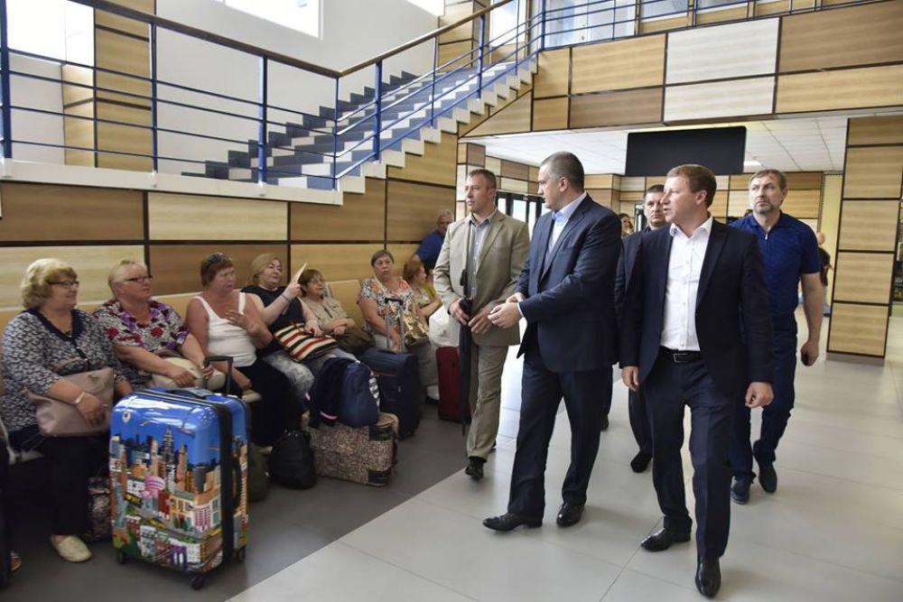 3 июня с результатами ознакомился глава Крыма Сергей Аксёнов
