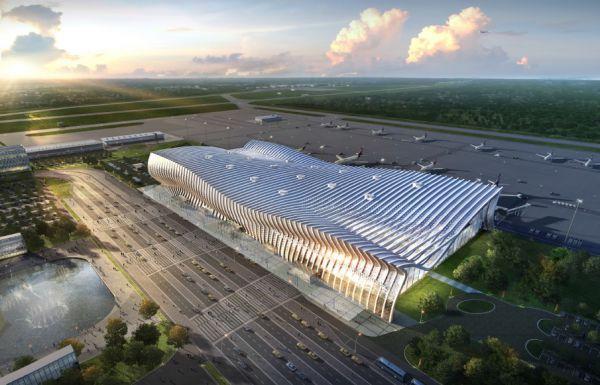 Его ориентировочная площадь составит 78 тыс. кв. м, а пропускная способность – 6,5 млн человек