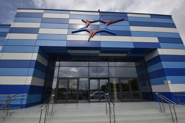 В симферопольском аэропорту также открыли дополнительный зал прилета