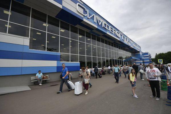 В этом году аэропорт «Симферополь» сможет принять около семи миллионов пассажиров.