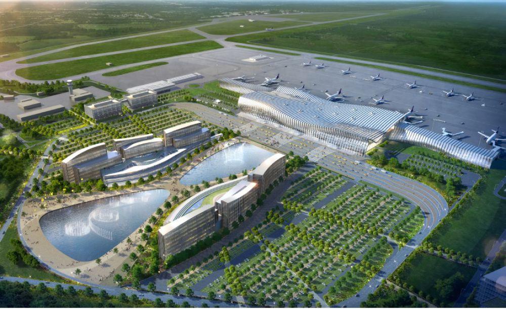 Новый аэровокзальный комплекс аэропорта «Симферополь» станет самым крупным инвестиционным проектом для республики