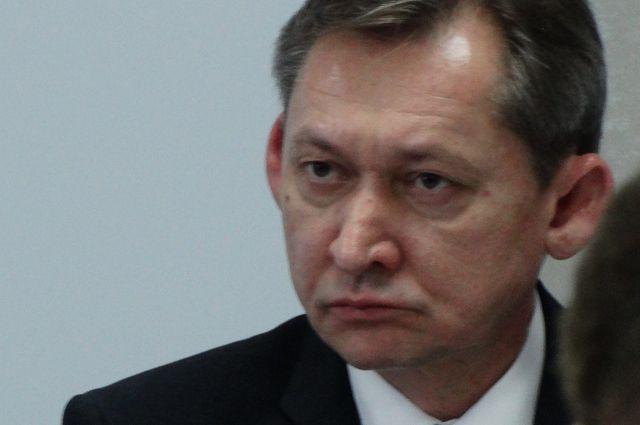 Дмитрий Попов, бывший мэр Сургута.