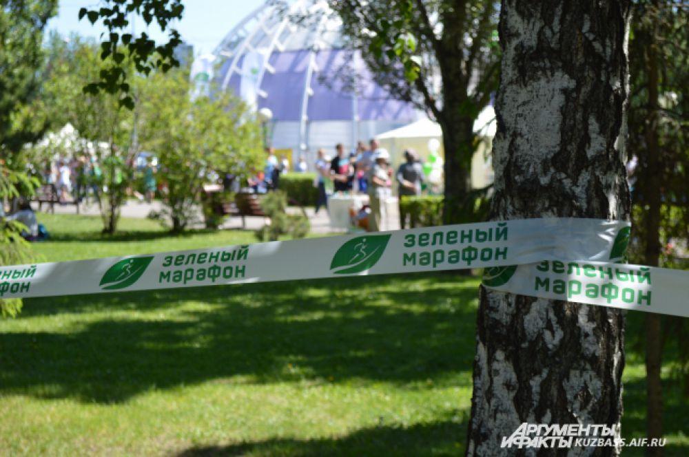 За минувшие годы в «Зелёном марафоне» по всей стране (а это больше 40 городов России) поучаствовало более 400 человек.
