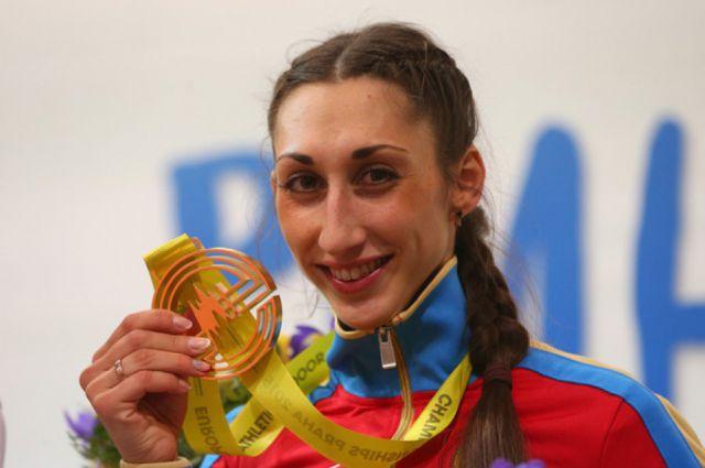 Екатерина Конева получила
