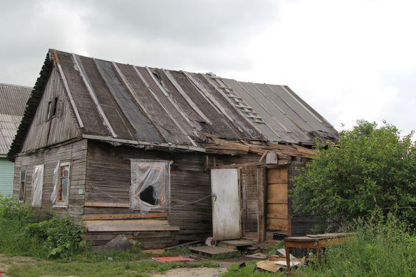 Дом должны подготовить к сносу его жильцы