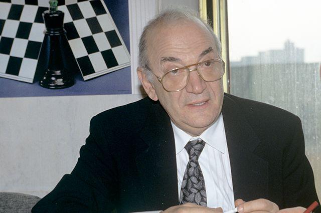 Виктор Корчной.