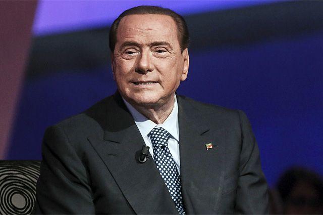 Бывший премьер-министр Италии Сильвио Берлускони. Досье