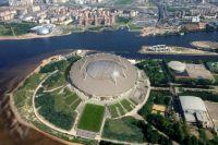 Стадион на Крестовском острове строится уже с 2008 года.