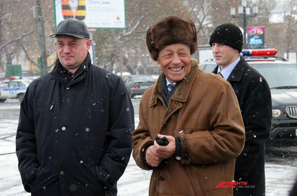 """Фото из архива газеты """" АиФ-Челябинск """""""