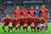 Сборная России по футболу на Евро-2012.