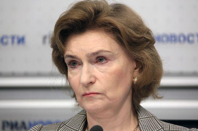 Наталия Нарочницкая.