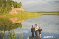 Природа с лихвой одарила Сибирь красотой.
