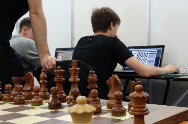 Участники дистанционного шахматного турнира.