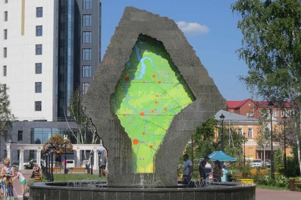 10 место - Тюменская область