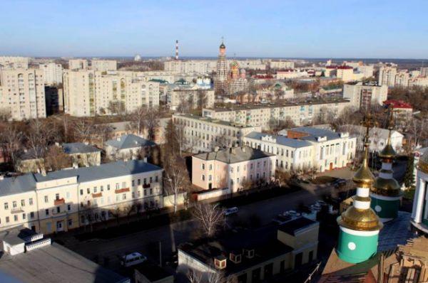 1 место - Тамбовская область