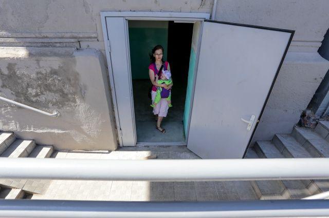 ВТюмени граждан дома срухнувшей стеной переселили вгостиницу