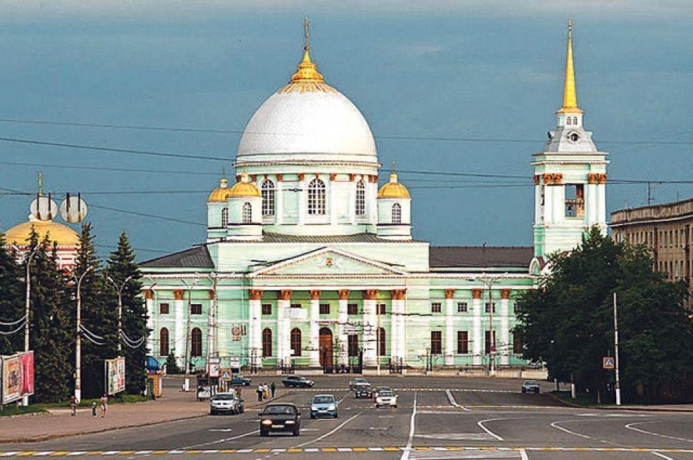 8 место - Курская область
