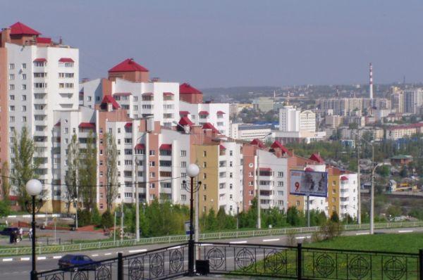 3 место - Белгородская область