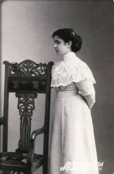 Казанская гимназистка.