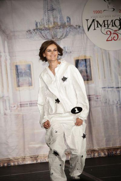 Участница под номером 1 - Наталья Арбузова, Ростов-на-Дону.