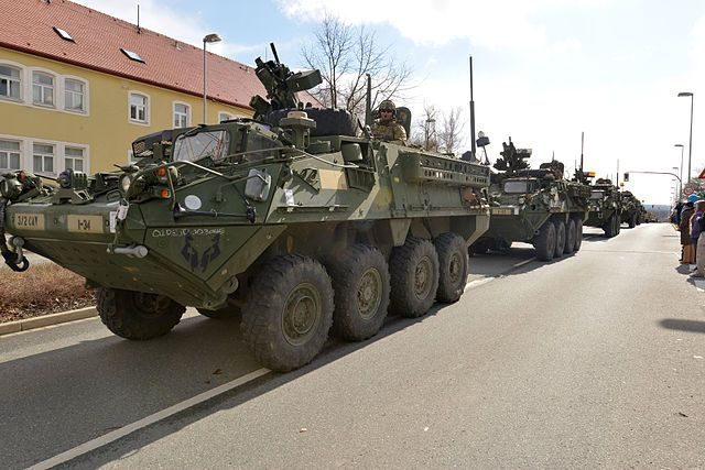 Международные учения Saber Strike начинаются вЭстонии