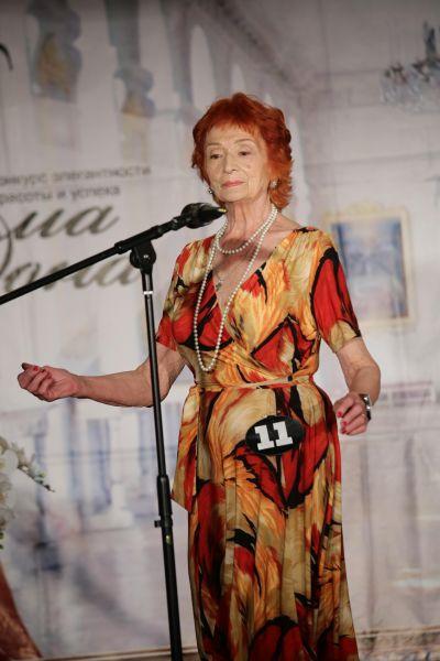 Самой старшей из участниц «Прима Дона 2016» почти 78 лет.